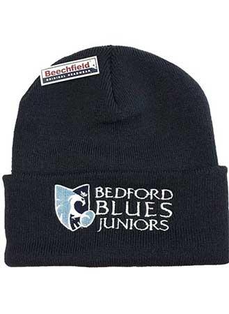 Junior Beanie Hat Blue