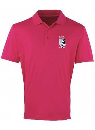 Polo Shirt Ladies Pink