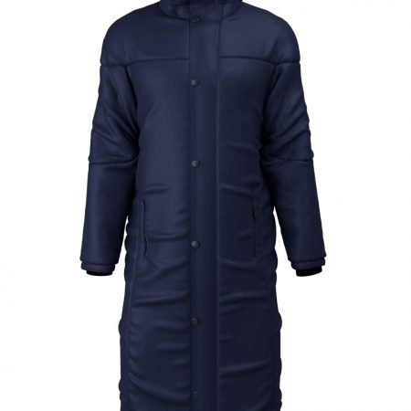 Bench Coats (Navy or Black)