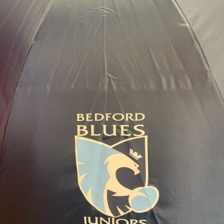 BJB navy umbrella