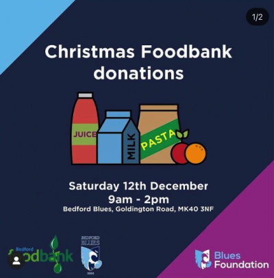You are currently viewing Xmas Foodbank Donations